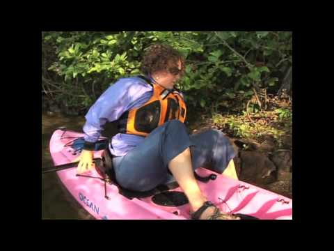 Kayaking for Women - The Essential Skills