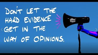 THE OPINION INDUSTRY - Opinions (Lyric video)