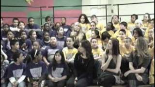 "Celtic Woman & PS22 Chorus ""WHEN YOU BELIEVE"""