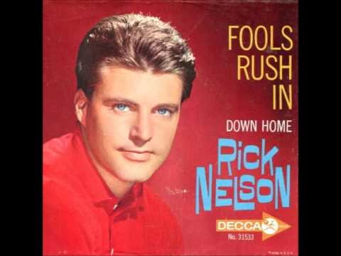Ricky Nelson (I'd Be) A Legend In My Time