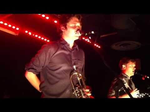 Santa Fe - Beirut live @ warehouse 21 in Santa Fe, NM