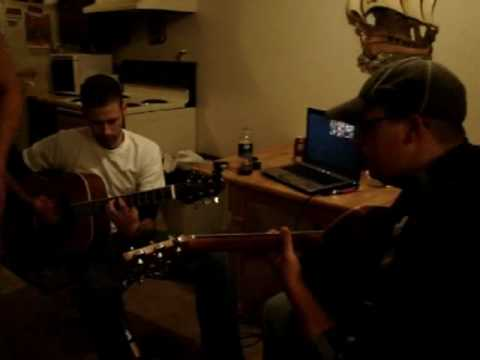 Outside Staind Chord Play Acoustic Guitars Youtube