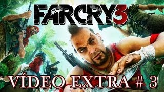 Far Cry 3 Detonado Vídeo Extra #3 Deluxe Edition Missions [PT-BR]