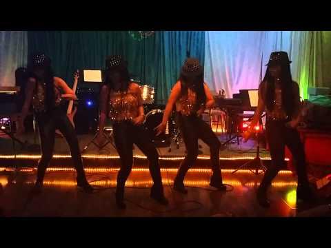 Gollayan Sisters Michael Jackson Medley Glendale, CA