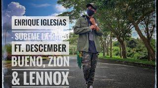 Download lagu Enrique Iglesias - SUBEME LA RADIO ft. Descemer Bueno, Zion & Lennox 🖤 | ZUMBA | FITNESS | At Bppn