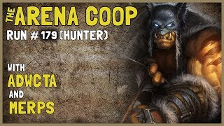 Hearthstone Arena Coop #179 (Hunter)