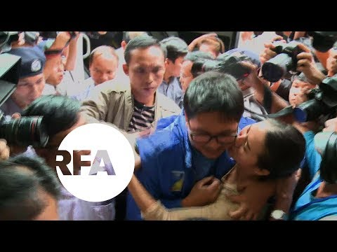 Myanmar Court Remands Reuters Journalists for Two More Weeks   Radio Free Asia (RFA)