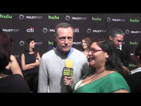 Jason Beghe from Chicago PD at PaleyFest