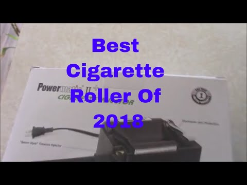 Powermatic 2 Electric Cigarette Injector 2018 Review