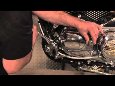 Harley Davidson Gear Shift Linkage and Neutral Issues - YouTube