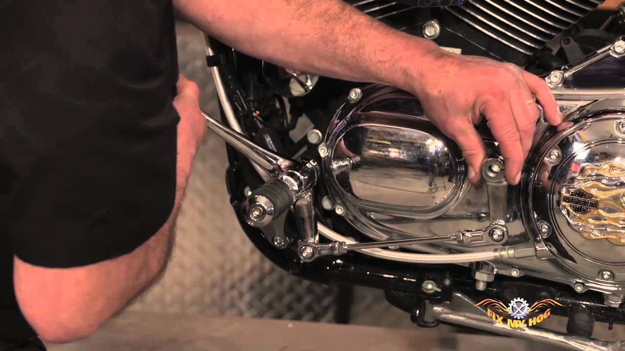 2000 harley sportster 883 wiring diagram rj11 socket davidson gear shift linkage and neutral issues youtube