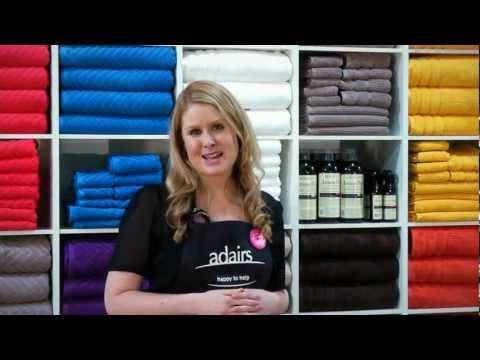 Adairs Video Tips #3: Keeping Your Towels Fresh & Fluffy