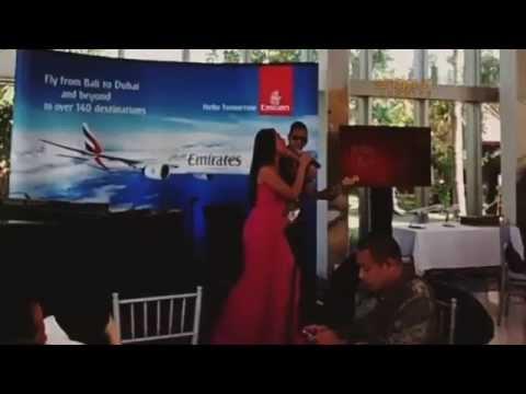 Anggun - SOTS / Saviour (Live in Bali / Emirates VIP Launch)
