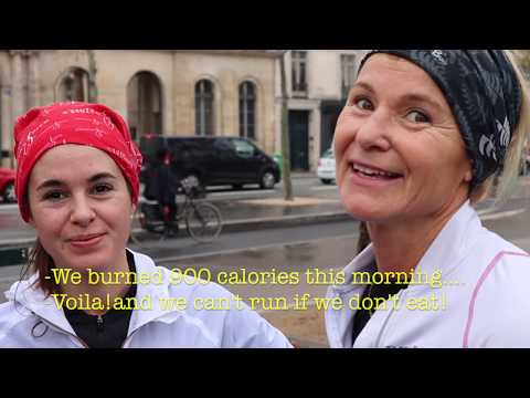 French women don't get fat, French women don't diet. Parisians reveal you how they stay thin. 4k