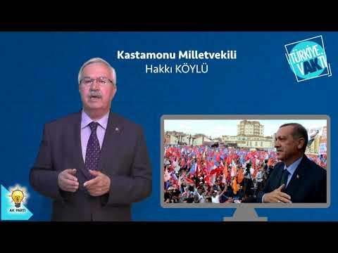 AK Parti Kastamonu Milletvekili Hakkı KÖYLÜ