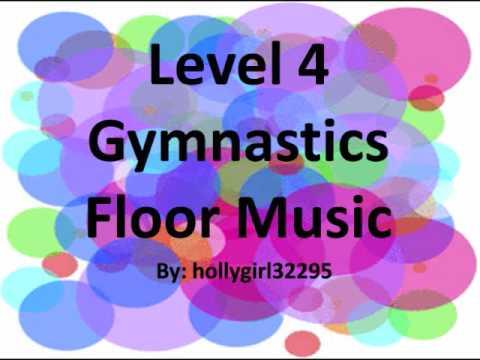 Level 4 Gymnastics Floor Music   YouTube