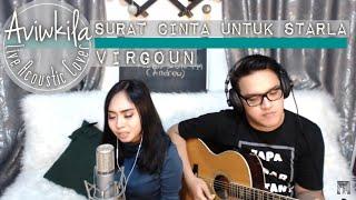 Download lagu Virgoun - Surat Cinta Untuk Starla (Aviwkila Cover)