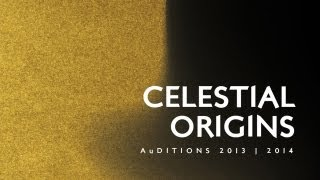 AngloGold Ashanti AuDITIONS - Celestial Origins 2013 / 2014