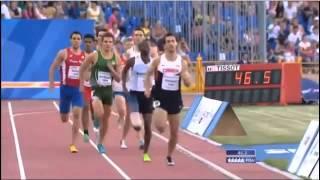 Final 800 metros Men