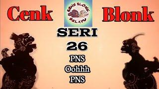 Wayang Cenk Blonk Seri 26. PNS Ohhh PNS MP3