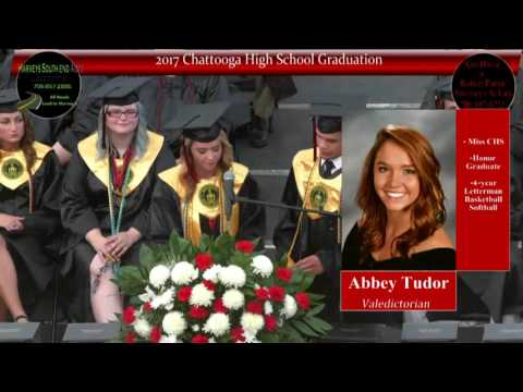 Copy of Chattooga High School 2017 Commencement Ceremony - no closing