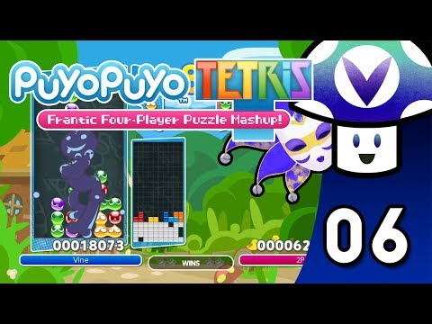 [Vinesauce] Vinny & Mike - Puyo Puyo Tetris (part 6)