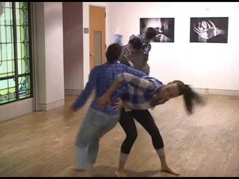 Jane Franklin Dance: Fightin' Words