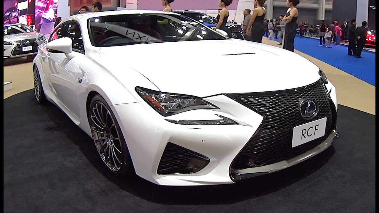 All New 2016 2017 Lexus Rcf 467 Hp Next Toyota Supra You