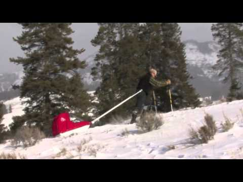 Snowshoeing the Greater Yellowstone