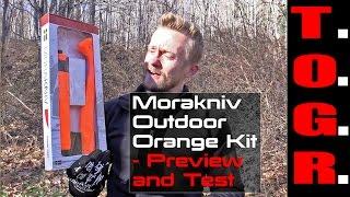 Morakniv Outdoor Orange Kit - Preview And Test