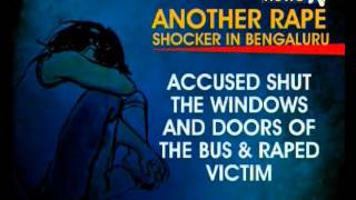 Bengaluru: 18-year-old girl raped in a moving bus, driver arrested