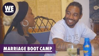 'The Biggest Relationship Sacrifice' Deleted Scene | Marriage Boot Camp: Hip Hop Edition