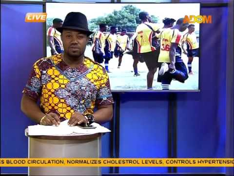 Agokansie - Badwam on Adom TV (1-4-16)