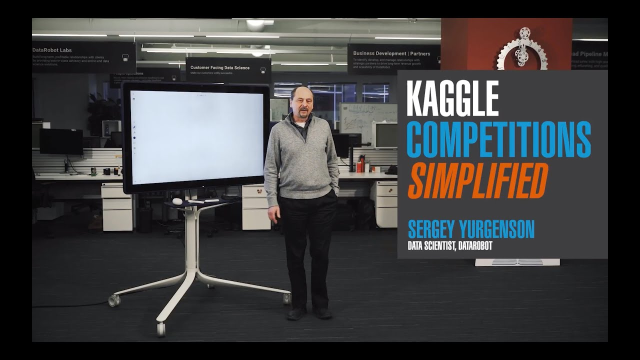AI Simplified: Kaggle competitions