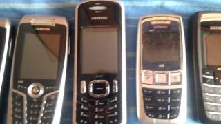My Siemens mobile collection 8/2011