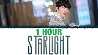 [1 HOUR] SF9 CHANI - 'STARLIGHT' [그리움] (TRUE BEAUTY OST PART 5) Lyrics [Color Coded_Han_Rom_Eng]