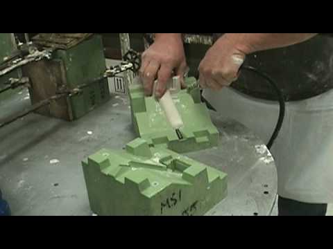 RPM-Rubber Plaster Mold Casting Process for Aluminum
