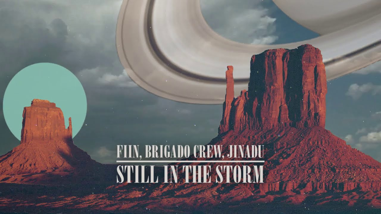 Fiin x Brigado Crew x Jinadu - Still In The Storm (Visualizer) [Ultra Music]