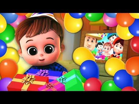 это не твой день рождения | русский рифма для детей