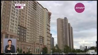 Астана қаласындағы «Хайвил» тұрғын үй кешенінде өрт салдарынан 4 адам көз жұмды (17.07.17)