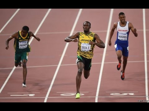 Why Is Usain Bolt So Fast - New Images Bolt