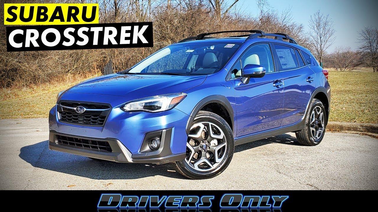 2020 Subaru Crosstrek - Even Better For This Year - YouTube