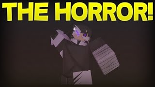 THE HORROR! ROBLOX Before The Dawn Gameplay!