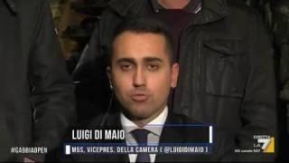 Luigi Di Maio: La Gabbia (08 febbraio 2017) 2/2