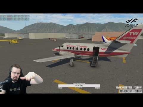JRollon BAe Jetstream 32 Cold and Dark Tutorial  X-plane 11 GTN750 Crash included!