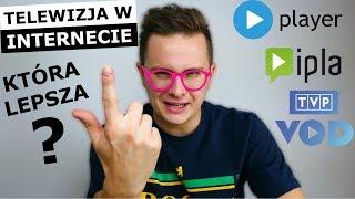 TVN PLAYER vs. IPLA vs. TVP VOD - 25 ZŁ ZA FILM?!