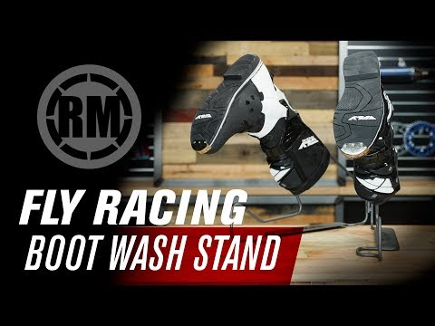 Fly Racing Motocross Boot Wash Stand