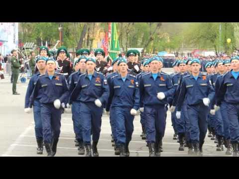 Парад победы 2017 в абакане