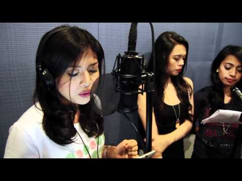 You To Me Are Everything - The Real Thing (CoverGirls Acoustic Cover)