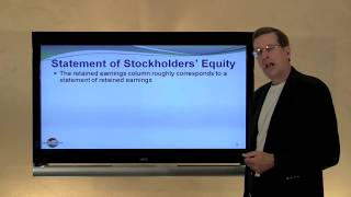 14 -- Statement of Stockholders' Equity